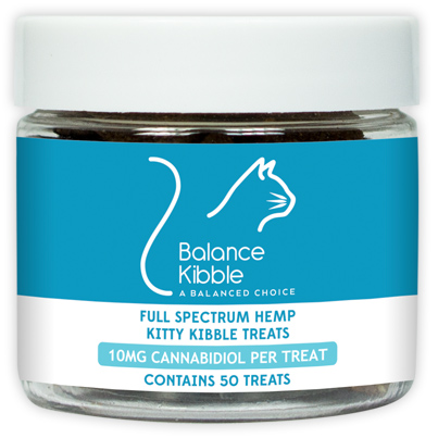 Balance Kibble CBD Cat Treats